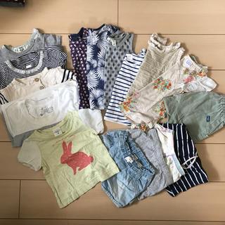 マーキーズ(MARKEY'S)のまとめ売り 80サイズ(Tシャツ)