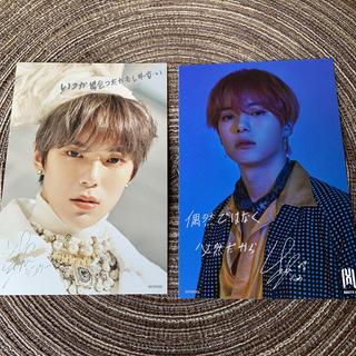 MONSTA X   ミニョク タワレコ限定 ポストカード(K-POP/アジア)