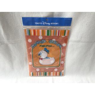 ディズニー(Disney)のDisney ドナルド デイジー クリアファイル 2枚セット(クリアファイル)