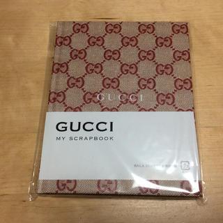 グッチ(Gucci)のGUCCI MY SCARAPBOOK(ノート/メモ帳/ふせん)
