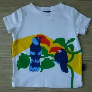 マリメッコ(marimekko)の【marimekko】キッズTシャツ 104㎝(Tシャツ/カットソー)