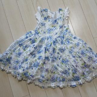 ローラアシュレイ(LAURA ASHLEY)のLaura Ashley 18month 90cm☆サマードレス(ワンピース)