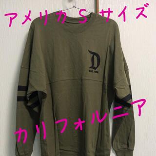 ディズニー(Disney)の日本未発売 ディズニースピリットジャージ(Tシャツ/カットソー(七分/長袖))