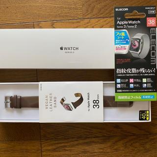 アップル(Apple)のアップルウォッチ3(腕時計(デジタル))