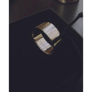 ジルサンダー(Jil Sander)の新品ジルサンダー 指輪 リング(リング(指輪))