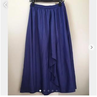 クチュールブローチ(Couture Brooch)のクチュールブローチ 未使用 スカート ★タグなし テチチ ZARA 好きにも(ロングスカート)