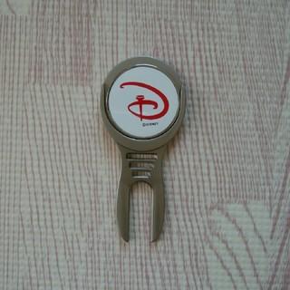 ディズニー(Disney)のゴルフ ディズニー フォーク マーカー(その他)