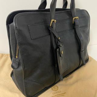 ガンゾ(GANZO)のガンゾ GANZO 7QS バッグ ブリーフケース トートバッグ 美中古(ビジネスバッグ)