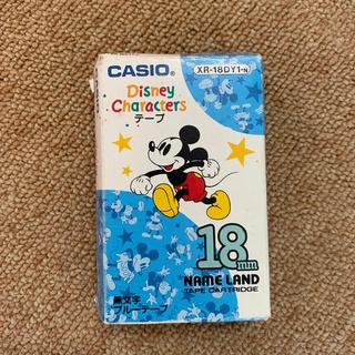 カシオ(CASIO)のCASIO ネームランド 18㎜(テープ/マスキングテープ)