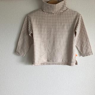 コドモビームス(こどもビームス)のtinycottons タートル ロンT(Tシャツ)