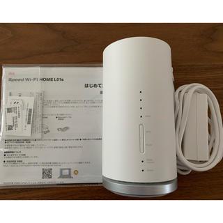 エーユー(au)のau Wi-Fi ルーター(PC周辺機器)