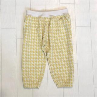 フィス(FITH)の美品★ FITH 千鳥格子柄バルーンパンツ 80cm(パンツ)
