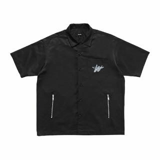 ピースマイナスワン(PEACEMINUSONE)のWE11DONE 20ss zip shirts(シャツ)
