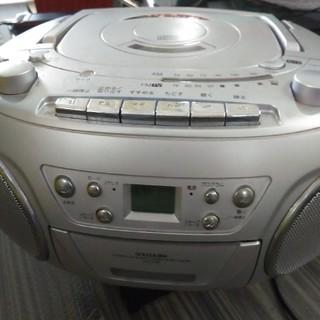 コイズミ(KOIZUMI)のコイズミ CDラジカセ SAD-4780(ポータブルプレーヤー)