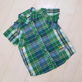 ティンカーベル(TINKERBELL)の新品タグ付き TINKERBELL 半袖シャツ 110 ティンカーベル(Tシャツ/カットソー)