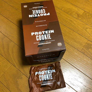 マイプロテイン(MYPROTEIN)のMyprotein マイプロテイン プロテインクッキー ダブルチョコレート(プロテイン)