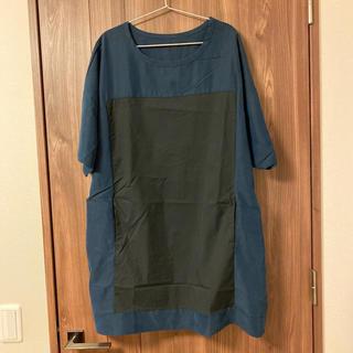 ドゥルカマラ(Dulcamara)のmy beautiful landlet ビックシルエット カットソー(Tシャツ/カットソー(半袖/袖なし))