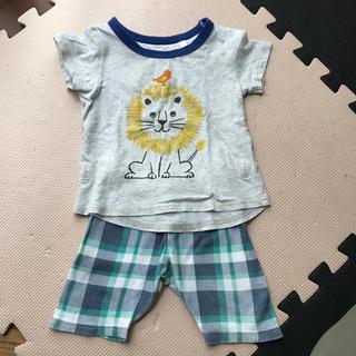 アカチャンホンポ(アカチャンホンポ)のパジャマ★ 半袖 80cm(パジャマ)