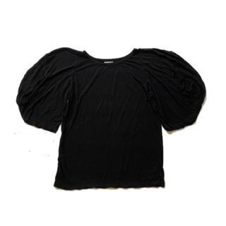 ドリスヴァンノッテン(DRIES VAN NOTEN)の美品 Dries Van Noten ドリスヴァンノッテン パフスリーブ S(Tシャツ(半袖/袖なし))