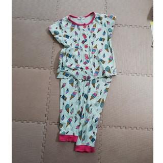 ブリーズ(BREEZE)のchoco さま専用半袖 夏用パジャマ 120サイズ(パジャマ)