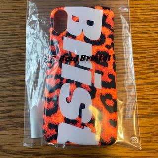 エフシーアールビー(F.C.R.B.)のFCRB leopard iPhone case 10用(iPhoneケース)