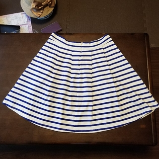 プチバトー(PETIT BATEAU)の週末特価 プチバトー PETIT BATEAU 膝上スカート(ミニスカート)