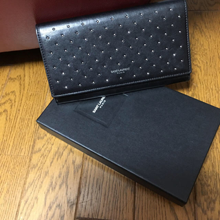 イヴサンローランボーテ(Yves Saint Laurent Beaute)の長財布 サンローラン 新品  予約済み(長財布)