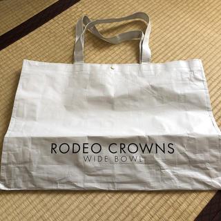 ロデオクラウンズ(RODEO CROWNS)のRODEOショッパー(ショップ袋)