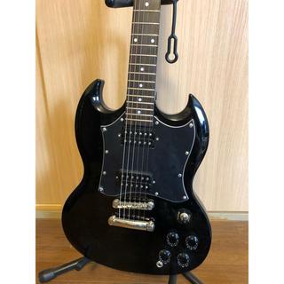 エピフォン(Epiphone)のepiphone SG(エレキギター)