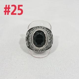 ブラックストーンカレッジ リング#25(リング(指輪))