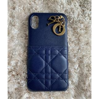 ディオール(Dior)のDior iPhoneX XSケース(iPhoneケース)