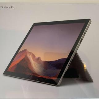 マイクロソフト(Microsoft)の6台 surface pro7 PUV00027 ブラック 専用(タブレット)