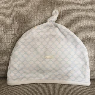 セリーヌ(celine)のセリーヌ ベビー帽子 サイズ46 日本製(帽子)