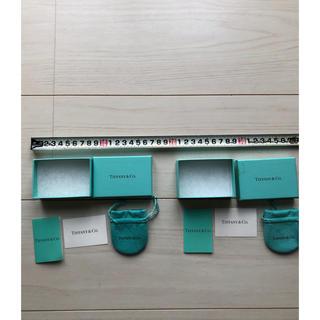 ティファニー(Tiffany & Co.)のティファニー箱(その他)