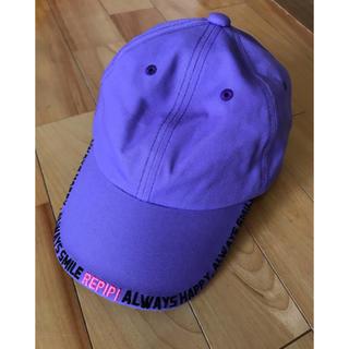 レピピアルマリオ(repipi armario)のレピピアルマリオのキャップ(帽子)