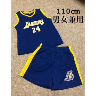 LAKARSキッズセットアップ ブルー100cm(Tシャツ/カットソー)