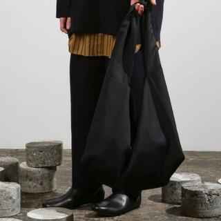 ドゥルカマラ(Dulcamara)のドゥルカマラ よそいきバッグ 黒(トートバッグ)