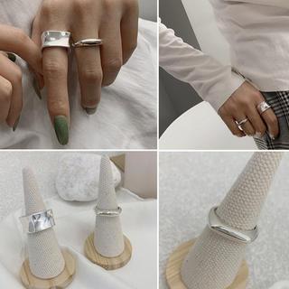 マウジー(moussy)の高品質シルバーリングs925(リング(指輪))