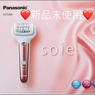 パナソニック(Panasonic)の脱毛器 ソイエ ES-EL8B パナソニック ボディケアムダ毛処理泡脱毛角質ケア(脱毛/除毛剤)