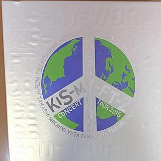 キスマイフットツー(Kis-My-Ft2)のKis-My-Ft2/2015 CONCERT TOUR KIS-MY-WOR…(アイドル)