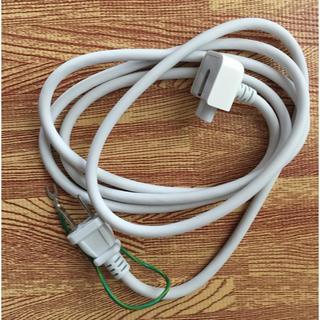 マック(Mac (Apple))のMacBook 電源ケーブル(PC周辺機器)