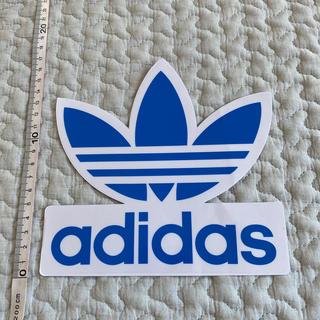 アディダス(adidas)のadidas ステッカー(ステッカー)