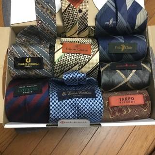 ブルックスブラザース(Brooks Brothers)のネクタイ すべて ブランド品  7本 まとめ(ネクタイ)