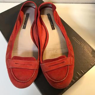 ペリーコ(PELLICO)のPELLICO ローファー 38(ローファー/革靴)