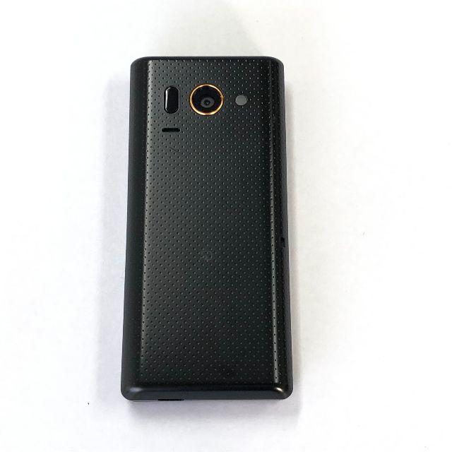 SHARP(シャープ)のau AQUOS K SHF31 ブラック スマホ/家電/カメラのスマートフォン/携帯電話(携帯電話本体)の商品写真