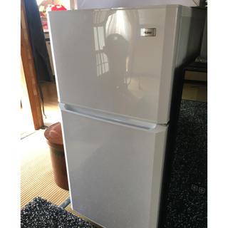 ハイアール(Haier)の2ドア 冷凍庫 冷蔵庫 ハイアール  Haier  JR-N106H(冷蔵庫)