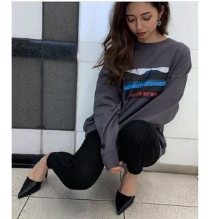 ジェイダ(GYDA)のラスト!GYDA♡STANDBYMEロンT 新品(Tシャツ(長袖/七分))