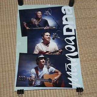 マノアDNA ポスター(ミュージシャン)