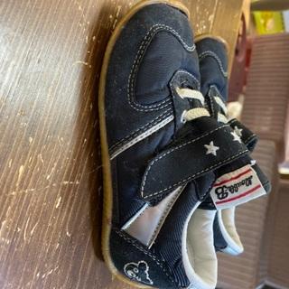 ダブルビー(DOUBLE.B)のダブルB 靴 17㎝(スニーカー)