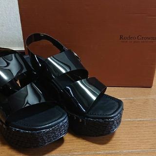 ロデオクラウンズ(RODEO CROWNS)のRODEO CROWNS サンダル(サンダル)